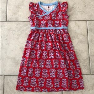 Tea Collection Dress Size 8 New without Tags